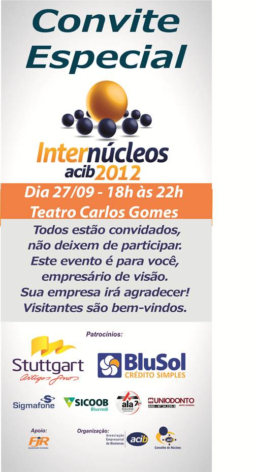 Internúcleos Acib 2012