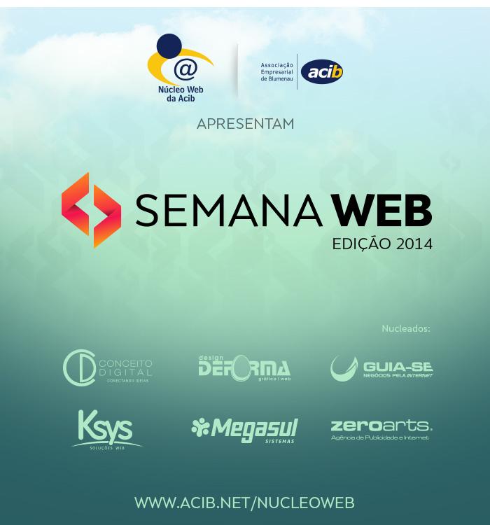 Segunda edição da Semana Web acontece na Infofair 2014 em formato de congresso