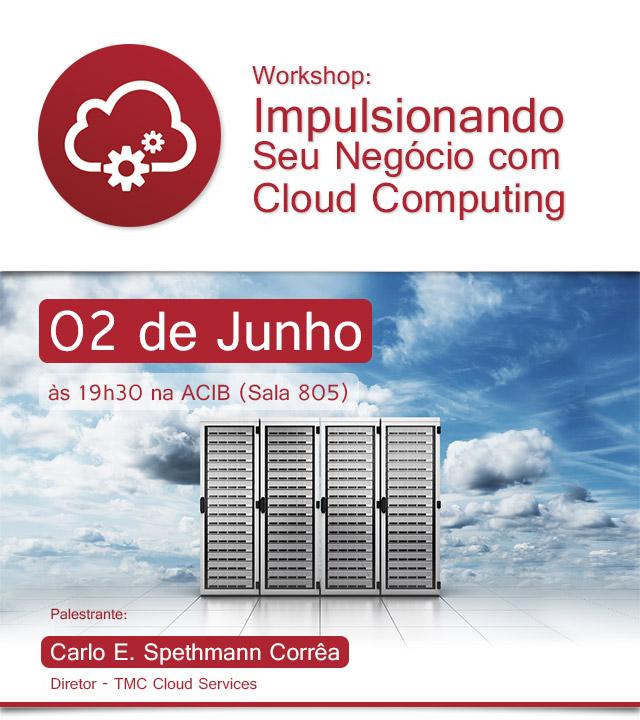 Workshop: Impulsionando Seu Negócio com Cloud Computing
