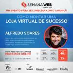 Semana Web 2015 - Palestra com Alfredo Soares