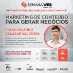 Semana Web 2015 - Palestra com Celso Ricardo Salazar Valentim