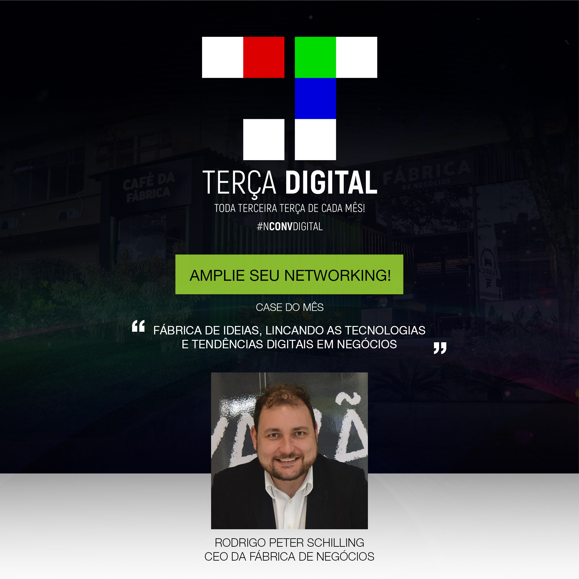 Reunião temática: Participe da Terça Digital!