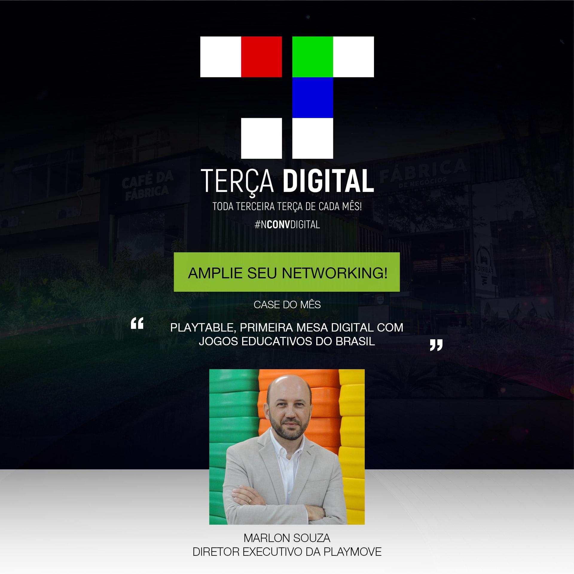 Reunião temática: Participe da Terça Digital – Outubro 2k17!